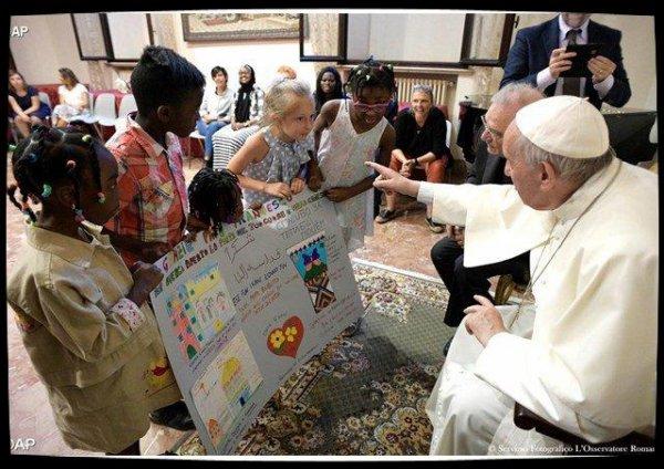 Le Pape invite les catéchistes à une nouvelle créativité dans la transmission de la foi