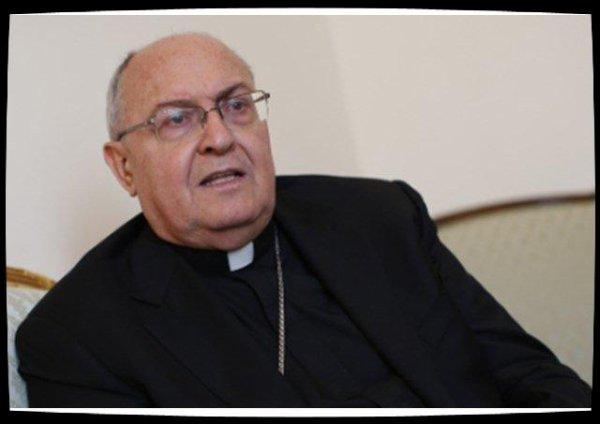 Le cardinal Sandri en visite auprès des catholiques d'Ukraine