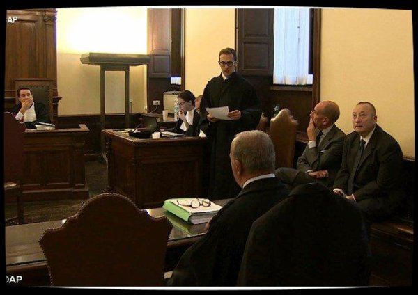 Première audience au Vatican dans le procès du Bambino Gesù