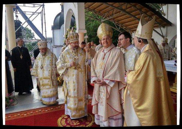 L'espérance du cardinal Sandri pour l'avenir de l'Ukraine