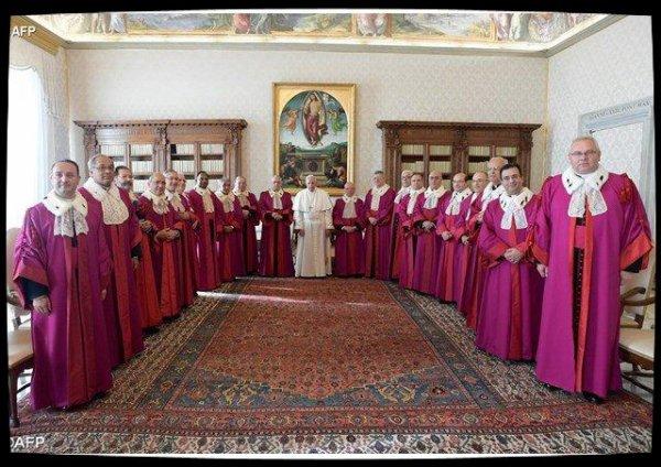 Réforme du Vatican: deux nominations au Tribunal de la Rote romaine