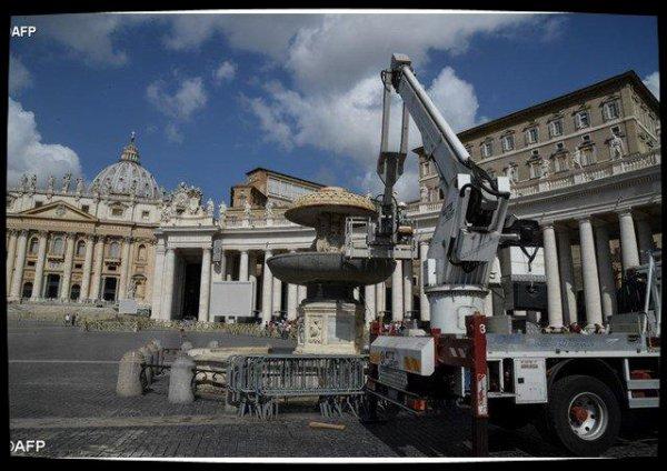 Sécheresse à Rome : le Vatican ferme ses fontaines
