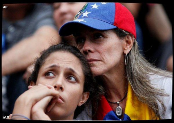 Le Saint-Siège exprime sa préoccupation face à la crise vénézuélienne