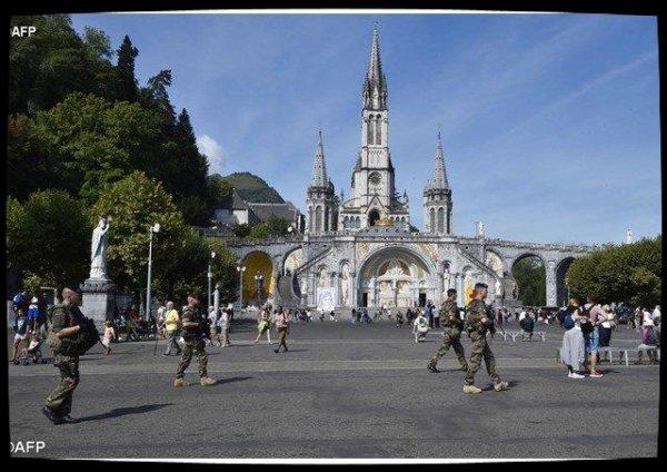 Lourdes: le père Cabanac, nouveau directeur pour le Pèlerinage National