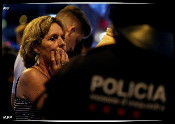 Le Pape prie pour les victimes de l'attentat de Barcelone