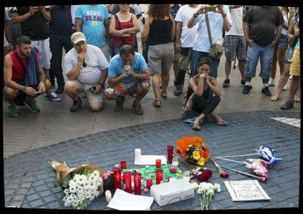 Les évêques de France assurent de leurs prières après l'attentat de Barcelone