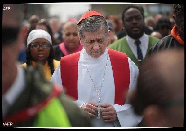 Chicago: le combat de l'Église contre les armes à feu