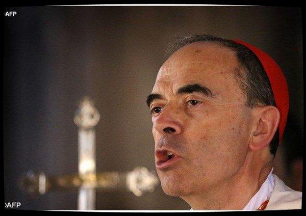 Le cardinal Barbarin à l'écoute des divorcés-remariés