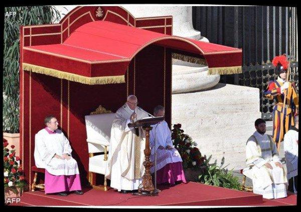 Le Pape François convoque un synode sur l'Amazonie