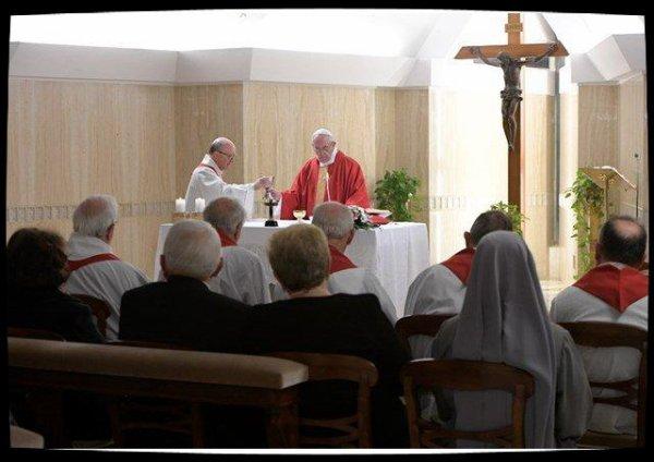 le Pape invite à résister aux idéologies qui empêchent de recevoir la Parole de Dieu