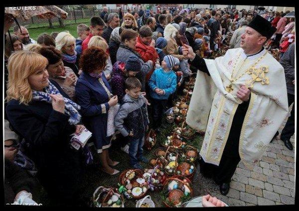Le Pape reçoit les séminaristes du collège pontifical ukrainien