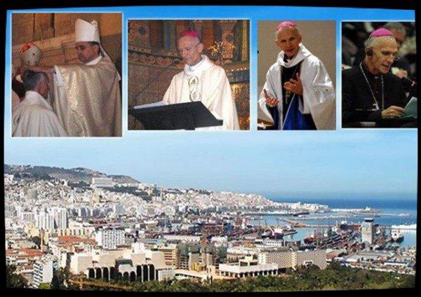 """""""Aimer et servir"""": le combat des évêques d'Afrique du Nord"""