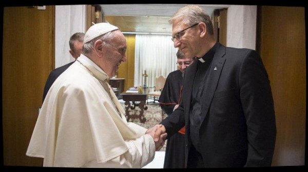 Le Pape fêtera les 50 ans de la Communauté de Sant'Egidio