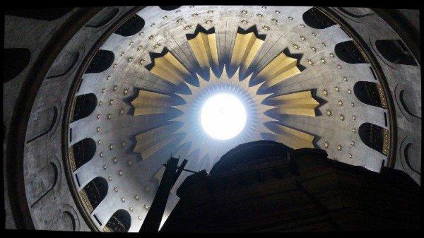 Le Saint-Sépulcre rouvre ses portes