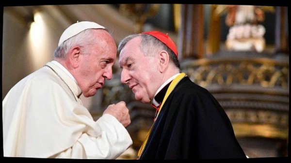 Cardinal Parolin: le Pape François, un pontificat de la joie