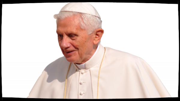 Benoît XVI célèbrera Pâques en privé au Vatican