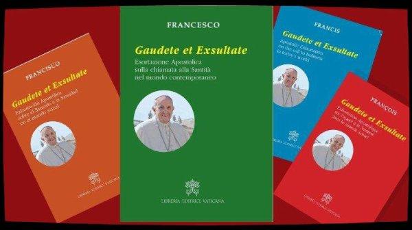 Gaudete et exsultate: «N'ayez pas peur d'être des saints», exhorte le Pape