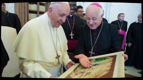 Le Pape reçoit les évêques des Antilles