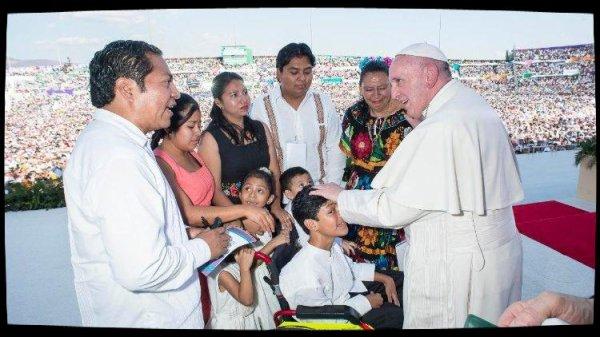 Indulgence du Pape pour la Rencontre mondiale des familles