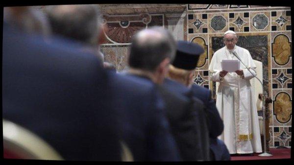 Le Pape appelle à intégrer une dimension éthique dans la mondialisation