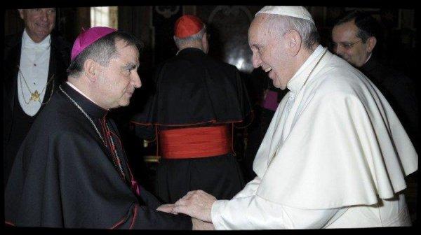 Mgr Becciu nouveau préfet pour les Causes des saints