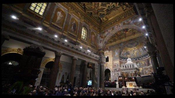 Sant'Egidio organise une veillée de prière pour l'Italie