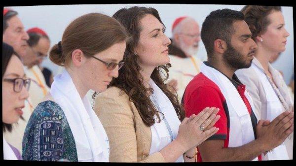 Eglise: le nombre de catholiques augmente dans le monde, surtout en Afrique