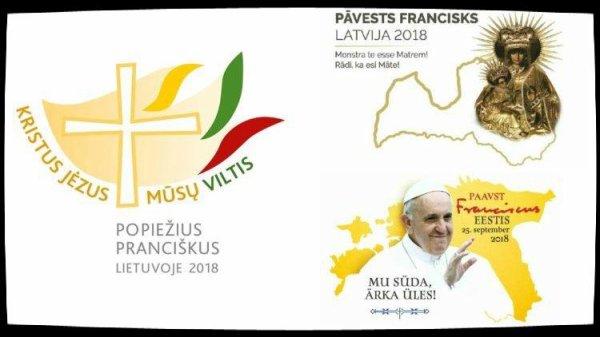 Le programme du voyage du Pape dans les pays baltes dévoilé