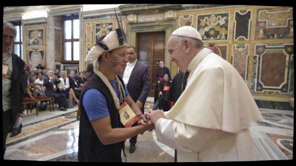 Écologie intégrale: le Pape soutient une action organique et concertée
