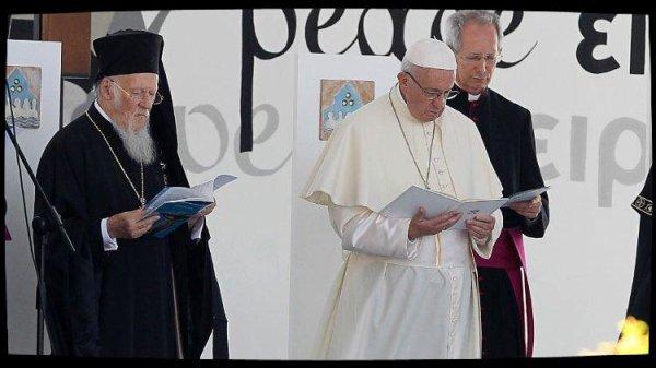 Bari, «un signe éloquent de l'unité des chrétiens», estime le Pape