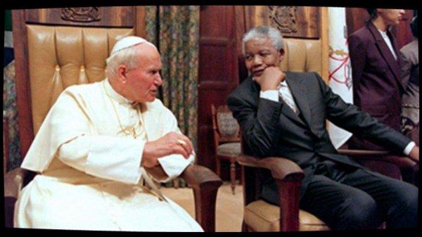 Mandela Day: le Pape François invite à construire la civilisation de l'amour