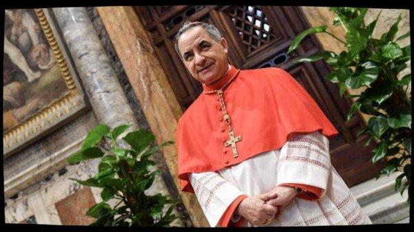 Le cardinal Becciu inaugure son mandat à la Congrégation pour les causes des saints
