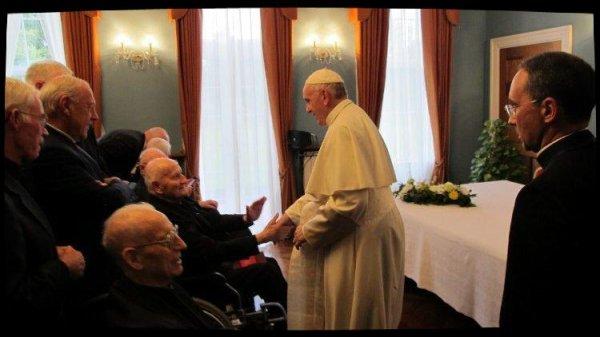Le Pape aux jésuites d'Irlande: «Libérer l'Église de l'élitisme et du cléricalisme»