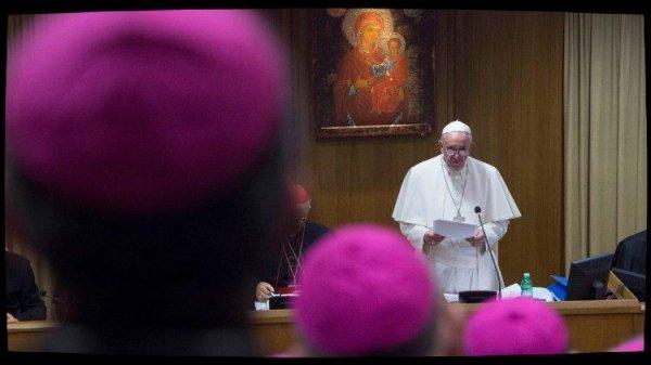 Une nouvelle Constitution apostolique précise le rôle du Synode des évêques