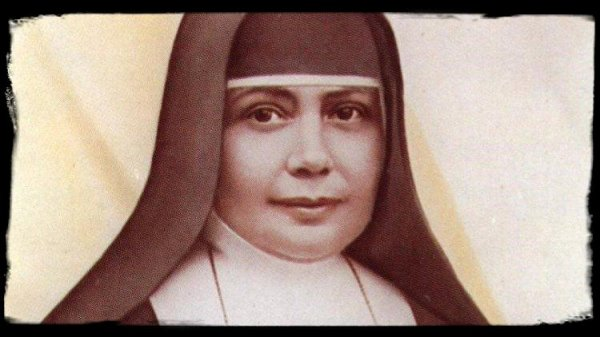 Histoire de sainteté: s½ur Nazaria de Santa Teresa de Jesús