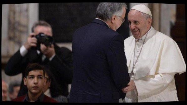 Le Pape invite la Communauté Sant'Egidio à poursuivre son ½uvre de paix