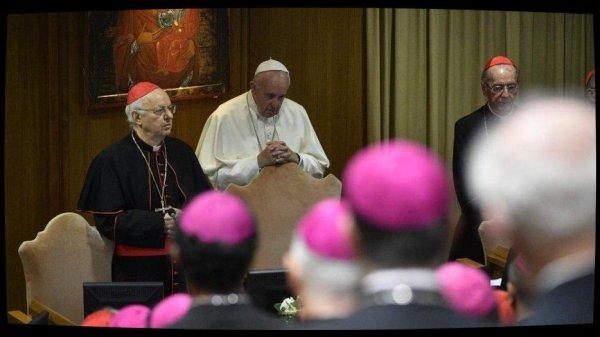 Ouverture du Synode: le Pape appelle à une inculturation respectueuse des peuples