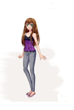 Manon: 16 ans