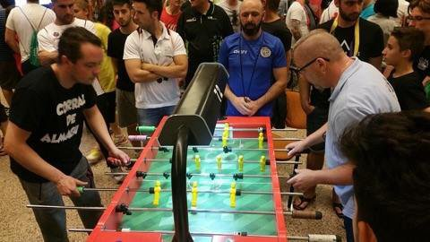 Tournoi international ITSF de Benidorm