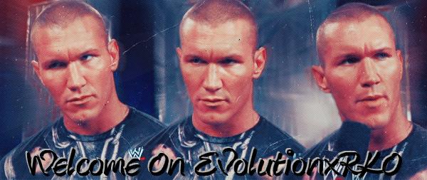 Welcome On EvolutionxRKO