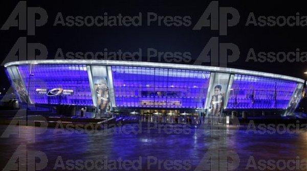 Photo Match Shakhtar Donetsk v Barcelona - UEFA Champions League Quarter Final (12 Avril 2011)