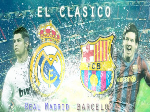 Clasico ce soir a 22h REAL MADRID- FC BARCELONE