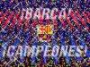 FC BARCELONE CHAMPION 2011 DE LA LIGA ESPAGNOL