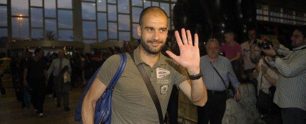Le Fc Barcelone arrive a Londres