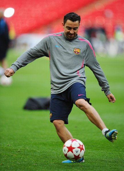 Entrainement du Barça a Londres