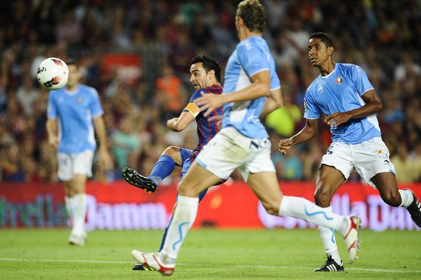 Photo match FC Barcelone 8 - Osasuna 0 (17 Spetembre 2011)