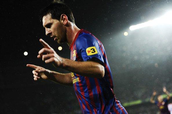 Photo Match Fc Barcelone 5 - Ath de Madrid 0 ( 24 Septembre 2011)
