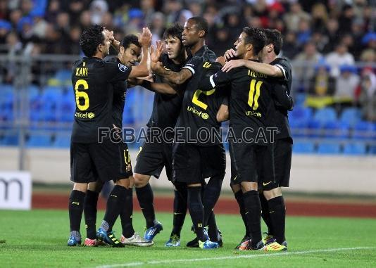 Champions Leagues BATE - FC Barcelone