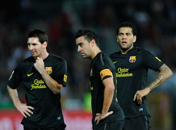 Photos match Granada 0 - FC Barcelone 1 (25/10/2011)