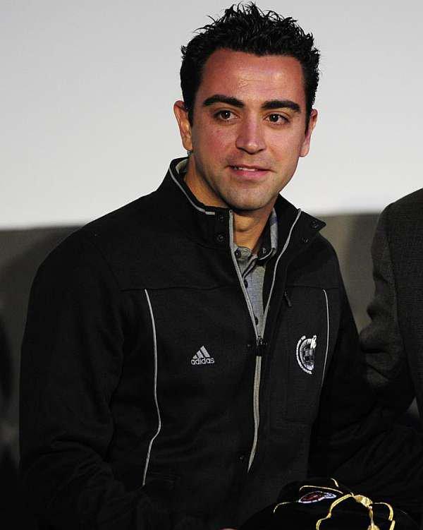 """Xavi: """"Lo más importante es el cariño de la gente"""""""